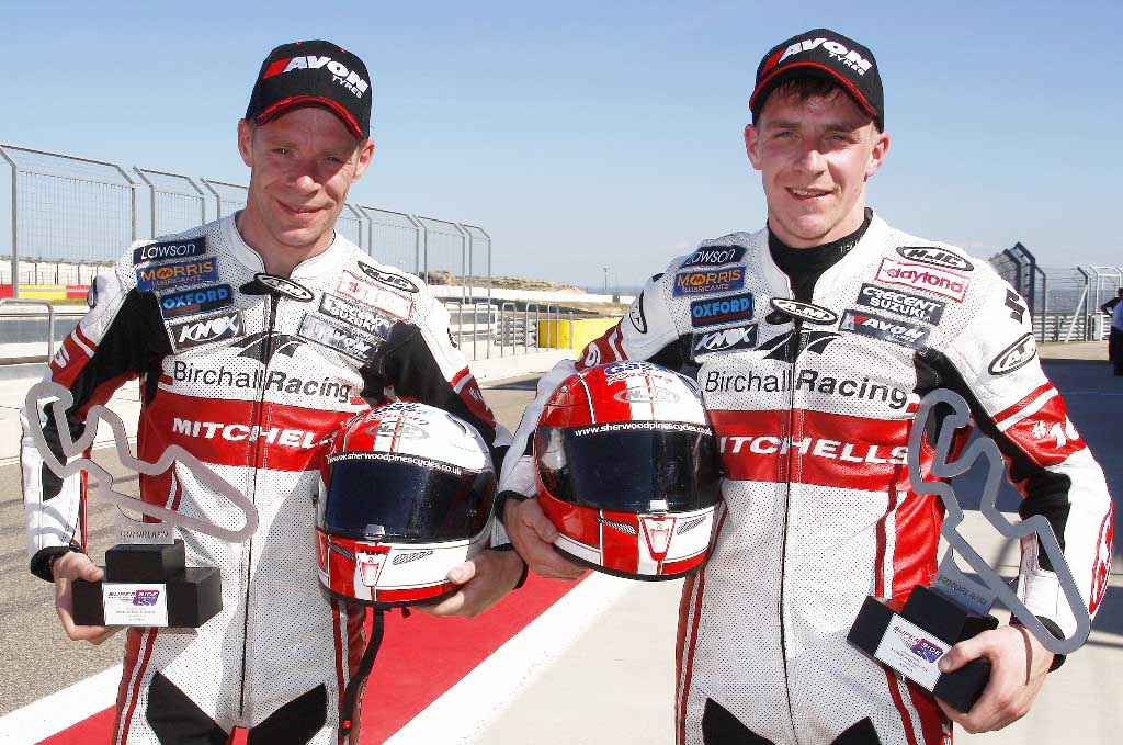 Ben and Tom Birchall - main image team