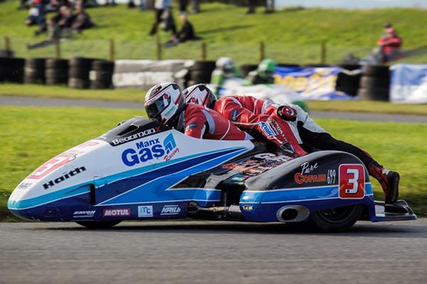 Birchall racing TT bike