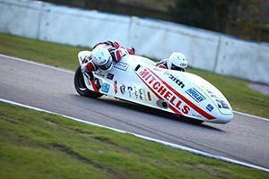 Birchall Racing Show their class at Oulton Park