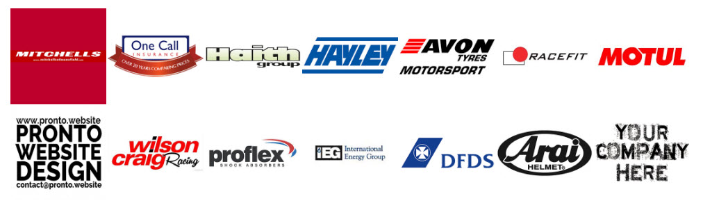 Birchall sponsors