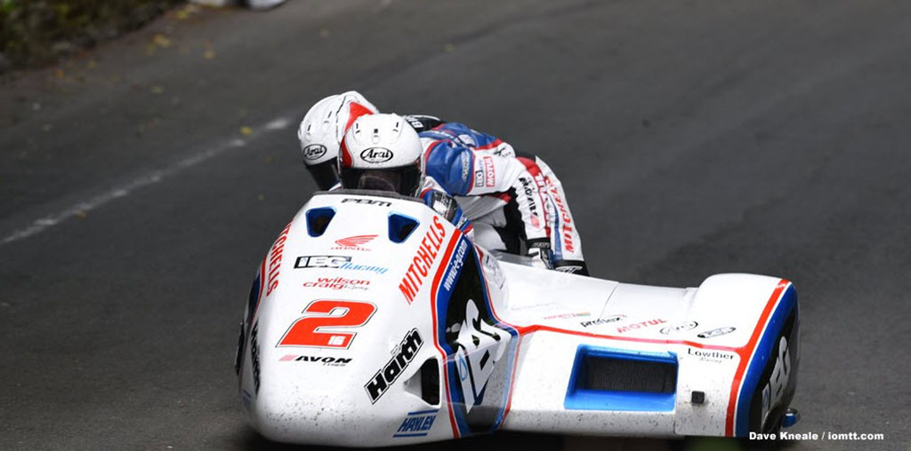 Birchall Brothers take TT Glory