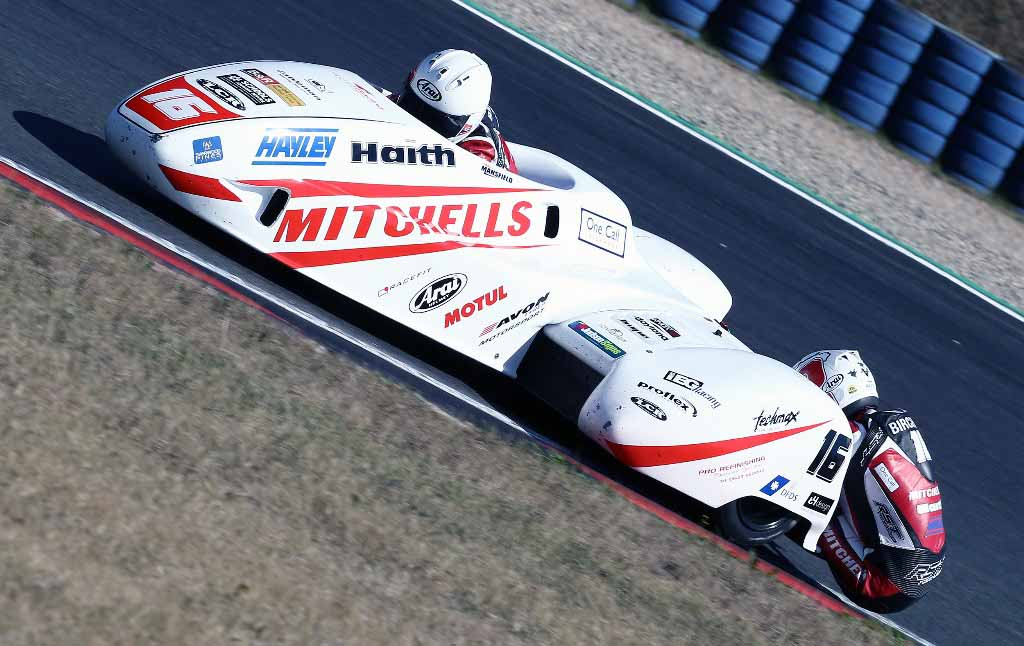 BIRCHALL RACING CLINCH WORLD TITLE AT OSCHERSLEBEN