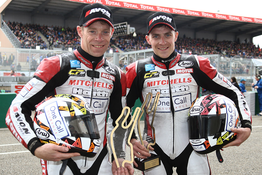 BIRCHALL BROTHERS TAKE DECISIVE WIN AT LE MANS