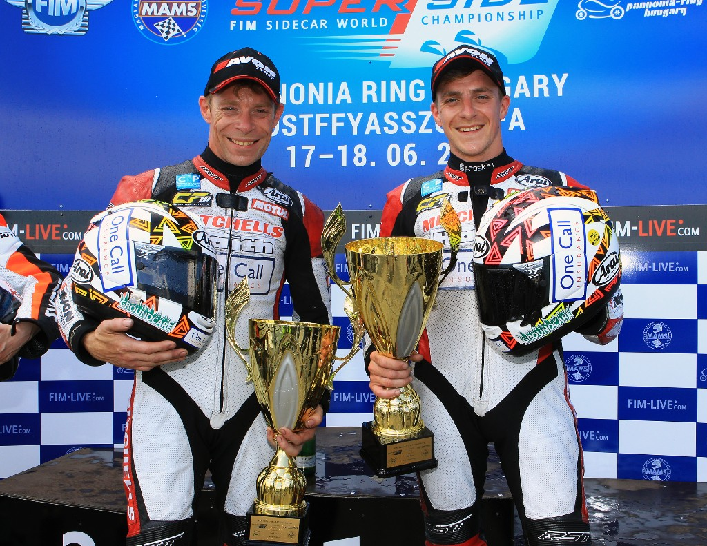 Birchall Brothers Victorious In Hungary
