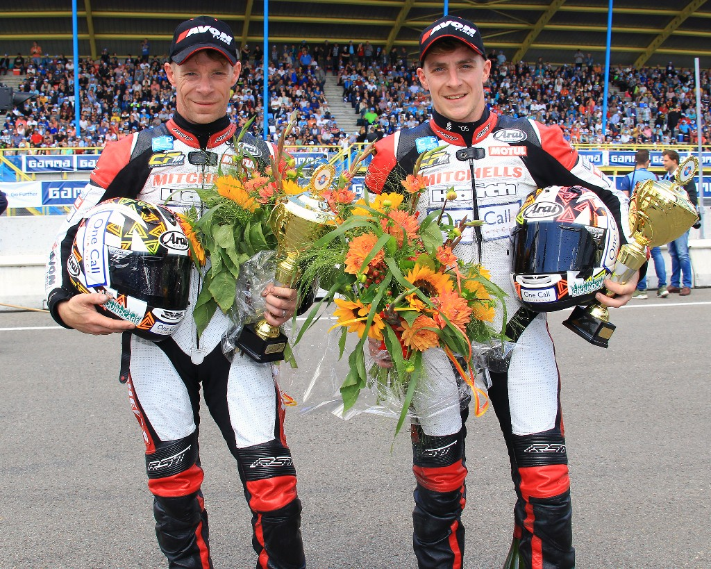 Birchall Brothers Awesome at Assen