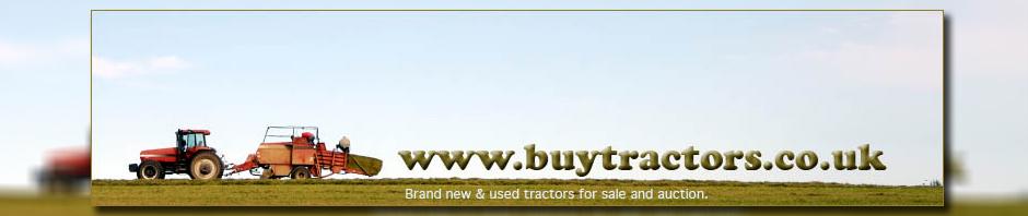 Buy Tractors banner